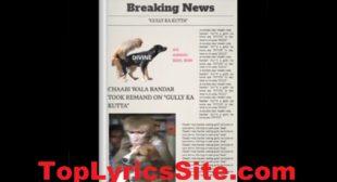 Gully Ka Kutta Lyrics – Emiway Bantai – TopLyricsSite.com