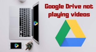 How to Fix: Google Drive Not Playing Videos?