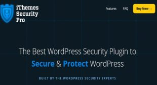 Free Download iThemes Security Pro (Nulled) – WordPress Security Plugin – FreeWpHub