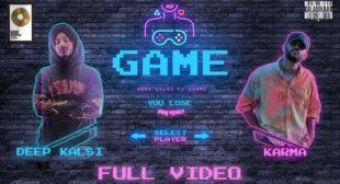 Game Lyrics – Deep Kalsi