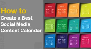Create The Best Social Media Content Calendar