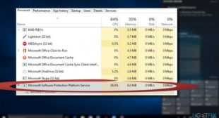 How to Fix Microsoft Software Protection Platform Service High CPU Usage? – Office Setup