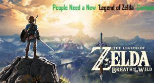 People Need a New 'Legend of Zelda' Cartoon