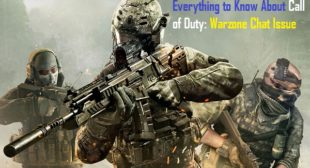 Everything to Know About Call of Duty: Warzone Chat Issue