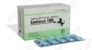 Cenforce 100mg: Cenforce 100 Tablets Reviews, Side Effects, Price | Strapcart