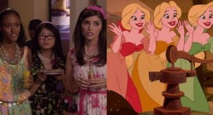 Characters of Gossip Girl & Their Disney Counterparts