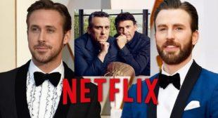 Netflix Originals New Project: A Spy Thriller Starring Chris Evans and Ryan Gosling