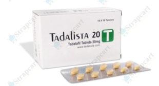Tadalista Online | Best Prices – Strapcart