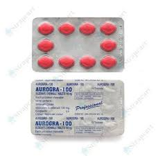 Aurogra 100 : Coupon, Price, Dosage, Side Effects
