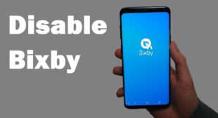 How to Disable Bixby on a Samsung Galaxy Phone
