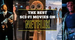 Best Sci-Fi Movies Available On Netflix