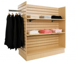 High quality Wooden store display fixtures at affordable prices