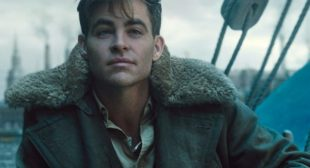 Chris Pine Talks About Once Upon A Time in Hollywood