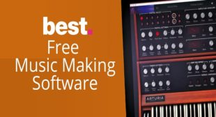 Five Best Free Music Production Software