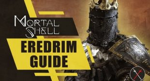 Mortal Shell: Best Eredrim Shell Build
