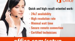 www.Office.com/Setup – Enter product key – Office Setup 2020