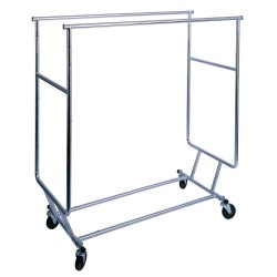 Best quality Rolling garment racks from Canada