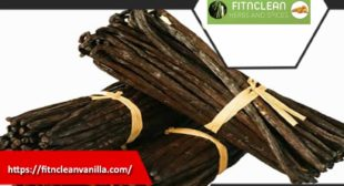 Variety of Vanilla bean pods for sale
