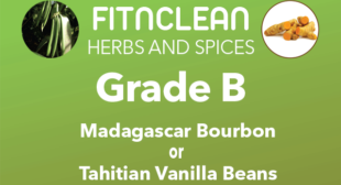 Vanilla beans Wholesale prices from online store