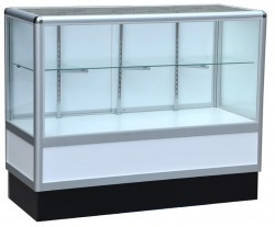 Different styles of glass showcase cabinets for sell