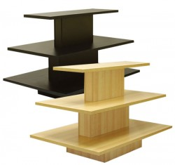 Place order online Wooden display fixtures at wholesale prices available