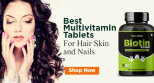 Prefer Biotin Supplements For Hair Fall