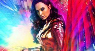 Wonder Woman 1984 Movie Runtime Revealed