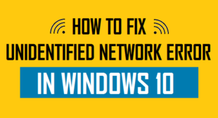 How to Fix Internal Microphone Stopped Working on Windows 10?