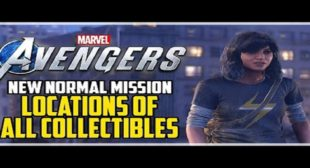 Marvel's Avengers: New Normal Collectibles Locations Guide