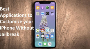 Best Applications to Customize your iPhone Without Jailbreak