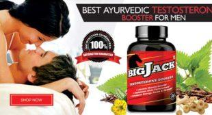 How To Improve Testosterone Hormones Naturally With Bigjack Capsules?
