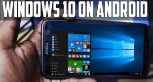 How to Use an Android Smartphone for Installing Windows 10 – McAfee Activate