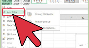 How to Make a Title Line on an Excel Spreadsheet?