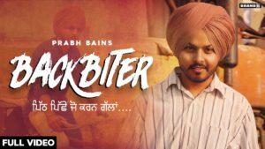 Backbiter Prabh Bains