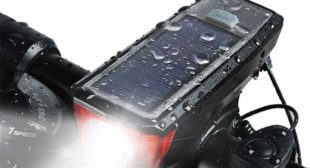 Best fuel for your bike is solar power