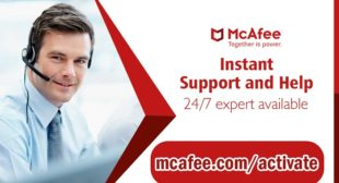 www.mcafee.com/activate – Enter your 25-digit activation key code