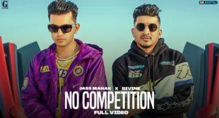 No Competition Jass Manak Lyrics