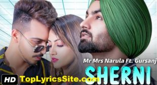 Sherni Lyrics – Gursanj | Mr Mrs Narula – TopLyricsSite.com