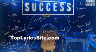 Success Lyrics – Karma – TopLyricsSite.com