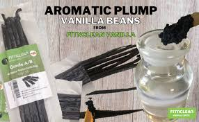 Choose online vanilla beans at affordable rate