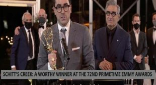 Schitt's Creek: A Worthy Winner at the 72nd Primetime Emmy Awards – WebrootSafe