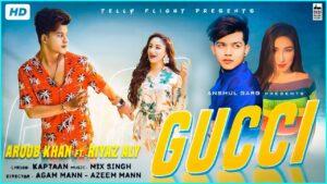 Gucci Aroob Khan Riyaz Ali