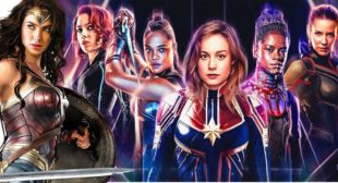 You Must Watch These Female-Led Superhero Movies