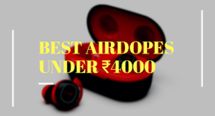 Top 5 Best boAt Airdopes Earbuds Under ₹4,000 in November in India | BoAt Airdopes