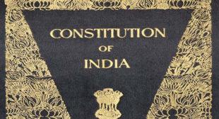 Bharat ka Samvidhan ( भारत का संविधान ) [PDF] – Bhimrao Ambedkar