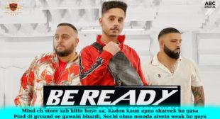 Be Ready Lyrics in Hindi – Yaad