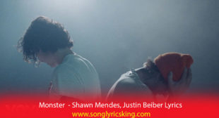 Monster – Shawn Mendes, Justin Bieber Lyrics