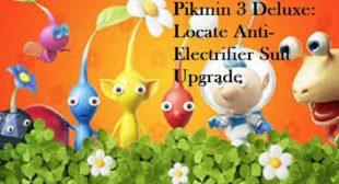 Pikmin 3 Deluxe: Locate Anti-Electrifier Suit Upgrade