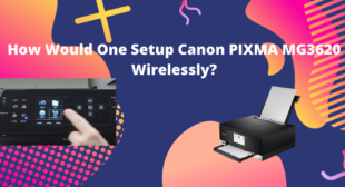 How to Setup Canon PIXMA MG3620 Printer Wirelessly?