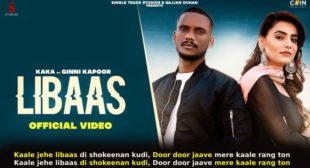 काले जहे लिबास Kale Je Libaas Lyrics in Hindi – Kaka